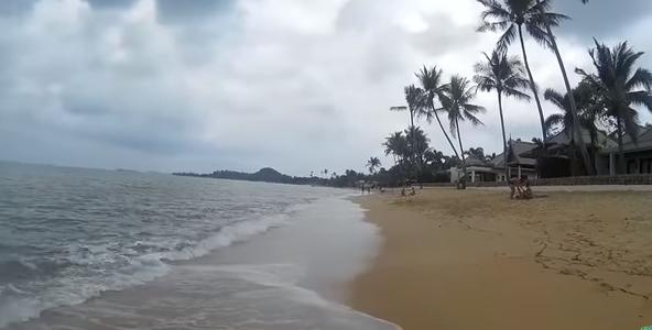 Мэнам (Maenam) - один из наших любимых пляжей на острове Самуи