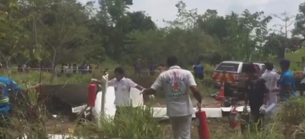 Killer elephant caught! Crashing with no injuries? Laguna Hospitality Golf Challenge!