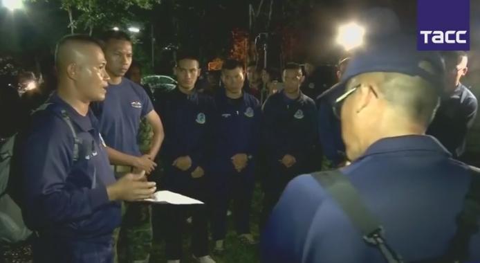 СМИ: в Таиланде ВМС присоединились к поискам пропавших в пещере Кхао Луанг футболистов
