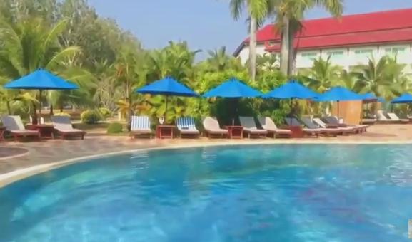 Камбоджа. Провинция Сиануквиль - курортный город.часть 1