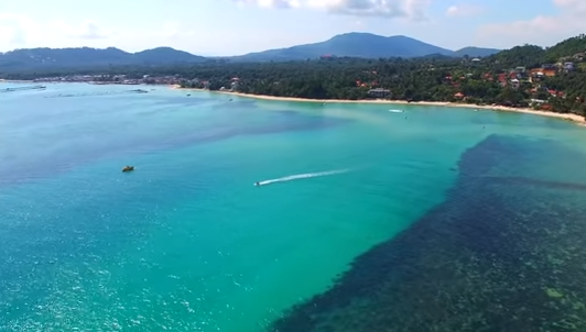 Любимые ПЛЯЖИ РУССКИХ на Самуи – почему наши выбирают именно их? Пляжи Маенам и Бан Тай