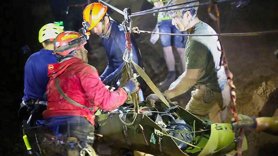 В Голливуде снимут фильм о спасении детей из затопленной пещеры в Таиланде