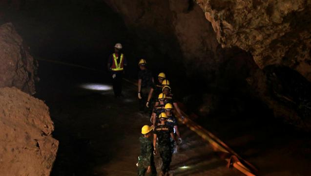 После успешной эвакуации детей пещеру в Таиланде превратят в туристический объект