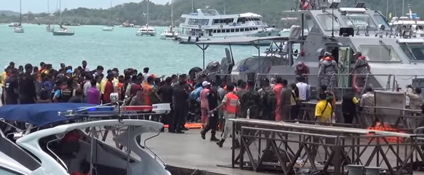 Last body recovered! Phuket arms cache? Death penalty for ambushes! || Phuket