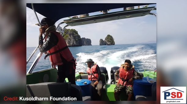 Wedding brawl! No tyres for mussel farmers? Trans fat ban! || Phuket