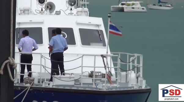 'Holy water' death? Khao San vendors moving! Phoenix boat update || Phuket
