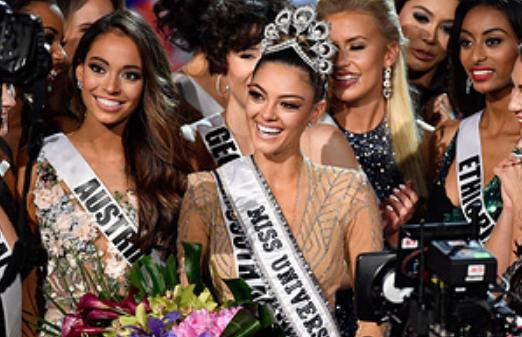 """Конкурс """"Мисс Вселенная"""" в 2018 году пройдет в Таиланде"""