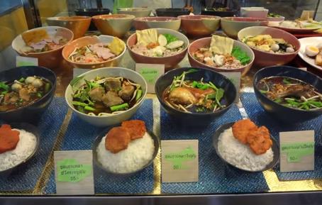 Еда в Таиланде. Паттайя