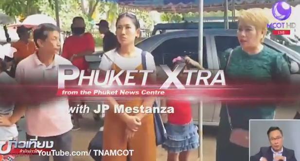 Monk beats boy to death! Thai banks' cryptocurrency? Kamala sewage problem!    Phuket