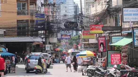A Day in Pattaya City - Vlog 257