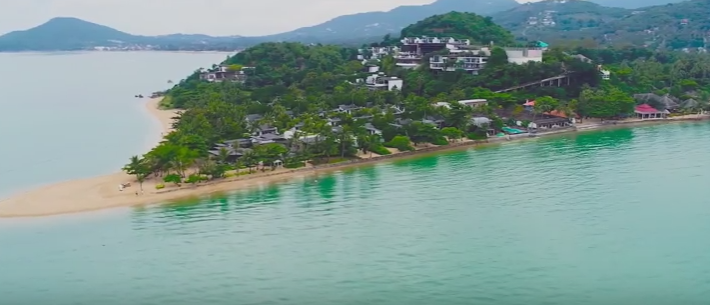 Koh Samui Wedding Video Highlights - Aerial Drone Footage