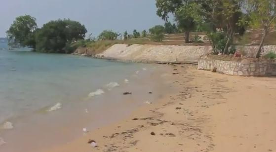 Камбоджа.Провинция Кох Конг.Остров Сдач.Королевский,остров Тотанг