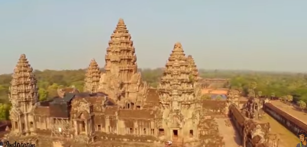 Ангкор Ват, Камбоджа, Храм байон ангкор-тхом камбоджа, СИЕМРЕАП, Ангкор тхом, Путешествие в Камбоджу