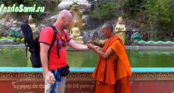 Камбоджа. Сием Рип. Шоппинг. Озеро Тонлесап. Ангкор Ват