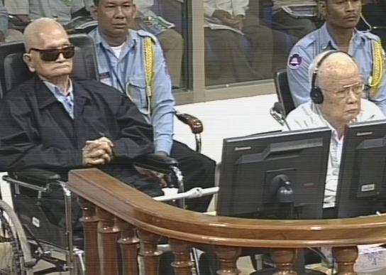 В Камбодже двух лидеров «красных кхмеров» впервые осудили за геноцид