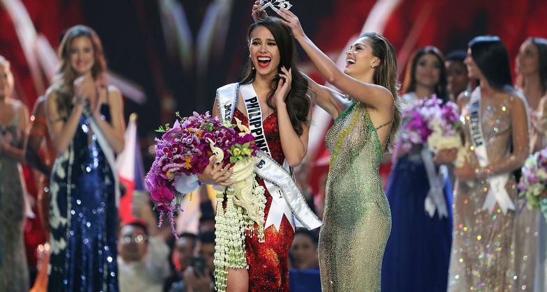 В Таиланде выбрали новую «Мисс Вселенная»