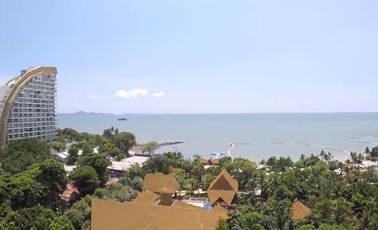 Обзор отеля Centara Grand Mirage Beach Resort Pattaya 5★ | ПАТТАЙЯ