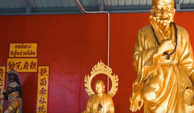 Большой Будда. Смотровая площадка на Пхукете. Биг Будда. Big Buddha