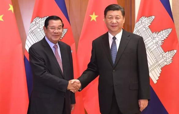 Китай окажет Камбодже помощь в объеме почти $600 млн
