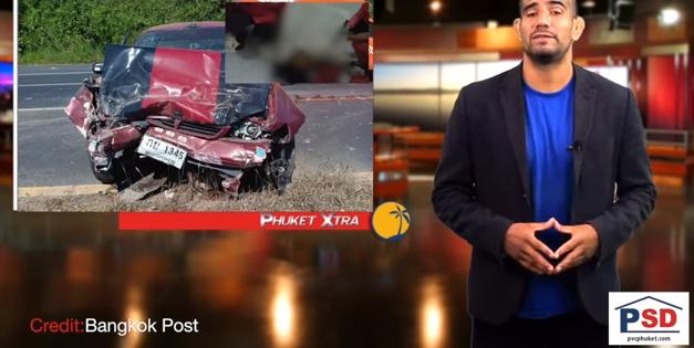 Tears over Nazi shirt! Killer cop confesses? Crash was suicide over murder?    Phuket