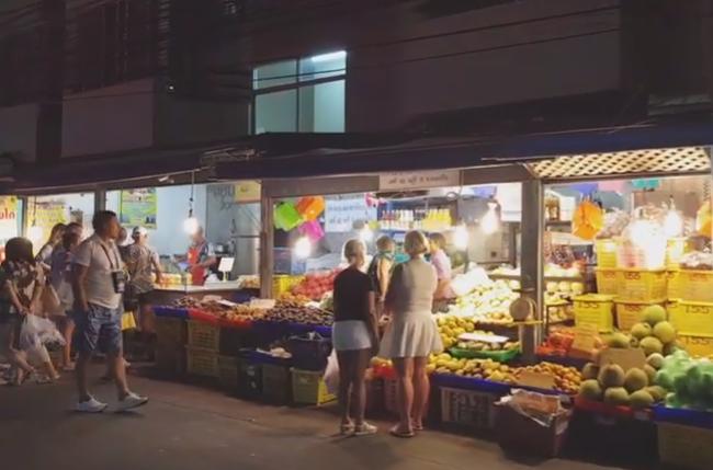 Русская Улица 2019 Паттайя / Thap Phraya 12 Pattaya 2019 Thailand