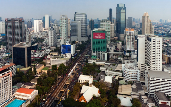 Власти Москвы потратят на полёт в Таиланд почти 10 млн рублей