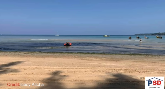 Black water beach? 'We were drunk'! Wife found buried at home! || Phuket