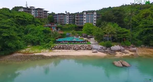 Обзор отеля Shasa Resort на юго-востоке Самуи