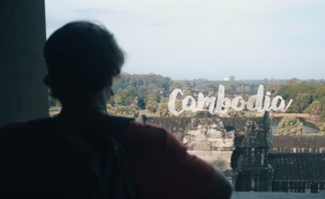 Cambodia - Siem Reap - Cinematic Vlog 14