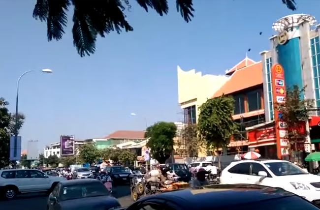 Камбоджа. Пномпень