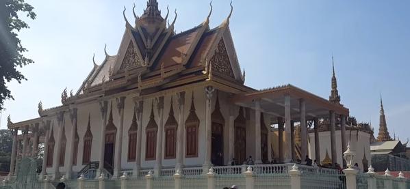 Путешествие в Камбоджу - СТОЛИЦА