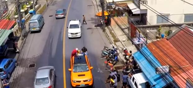 Patong cabbies beat tourists! Phuket 2nd best in Asia! Summer storm kills 2?    Phuket