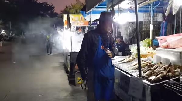 Naklua Seafood Market Pattaya 2019 Рынок свежих морепродуктов на Наклуа Паттайя