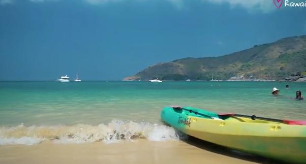 Yanui Beach, Rawai, Phuket, Thailand