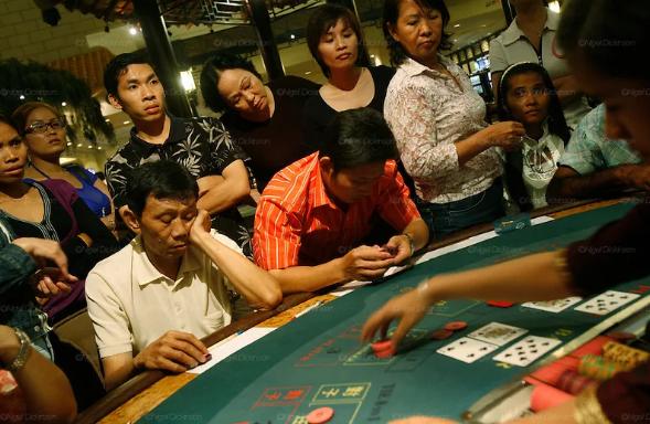 Крупный игорный оператор Камбоджи планирует инвестировать $3,5 млрд в третью фазу строительства казино-курорта в Пномпене