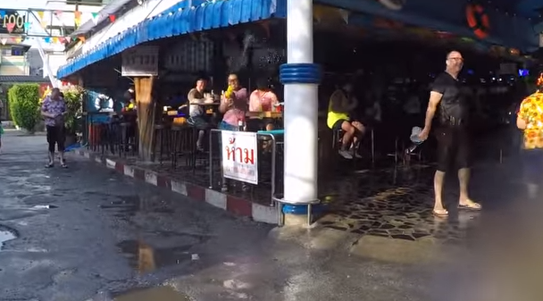 SONGKRAN Pattaya 2019