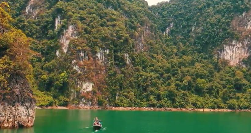 Озеро Чео Лан - в парке Као Сок