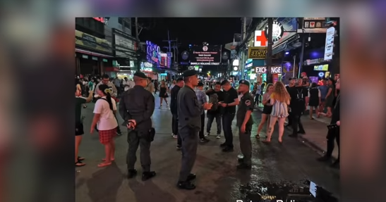 Thailand's Game of Thrones? Fleeing a tiger! Bangla Rd. stabbing! || Phuket
