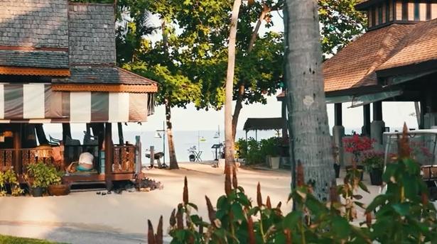 Пляж Чавенг Ной возле отеля The Fair 4*