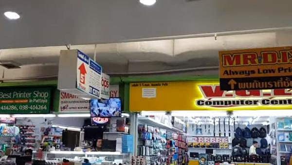 DJI Osmo Poket покупаем в Паттайе 2019 Thailand