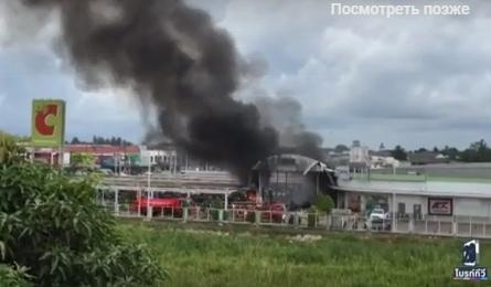 Fatal Taxi gang fight! Big C bomber caught? Toon runs for millions!|| Phuket