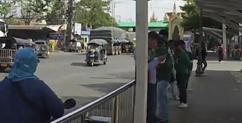 Визаран из Паттайи в Камбоджу 2019. Нас не пустили обратно! Новые правила пересечения границы.