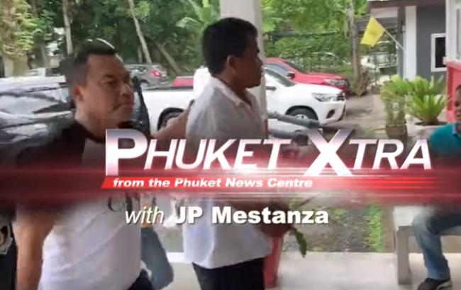 German cook is criminal runaway? Rassada Killer confesses? Tourist drowns!    Phuket