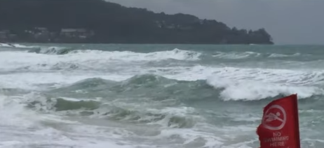 Fishing for dolphins? Weather, surf warning! Politico funding drug gang? || Phuket