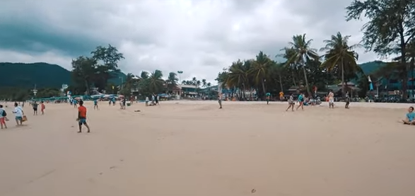 Пляжи Пхукета в низкий сезон. Волны, туристы погода на Пхукете. Карон, Патонг, Найхарн, Ката. Влог