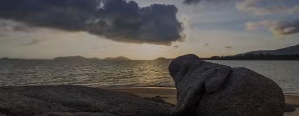 Koh Samui - Thailand 4K ----- A Timelapse Short Film