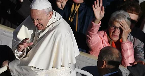 Папа Римский посетит в ноябре Таиланд