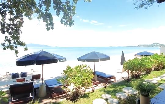 The Hammock Samui Beach Resort 3* на берегу пляжа Маенам