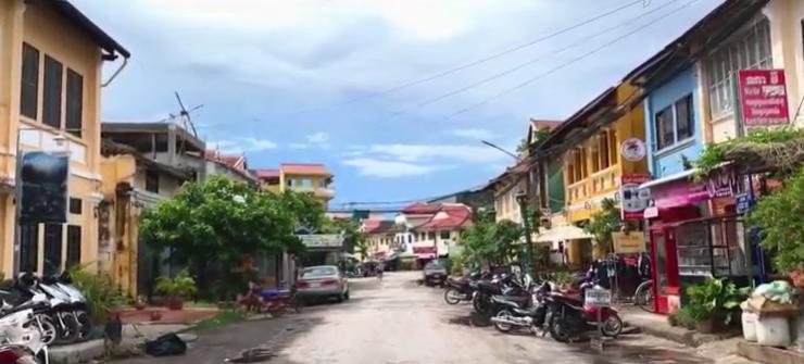 Камбоджа - Кампот