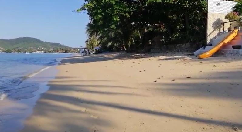 Live обзор. Пляж Bangrak. Часть 1. Самуи - Таилнад 2019. Samui - Thailand.